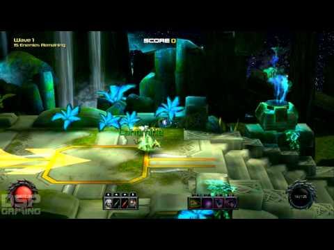 OUYA Exploration: Twitch.tv App/Chrono Blade