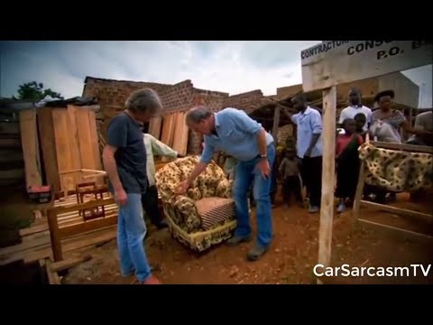 Top Gear   Africa Special   Deleted Scenes