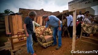 Top Gear | Africa Special | Deleted Scenes