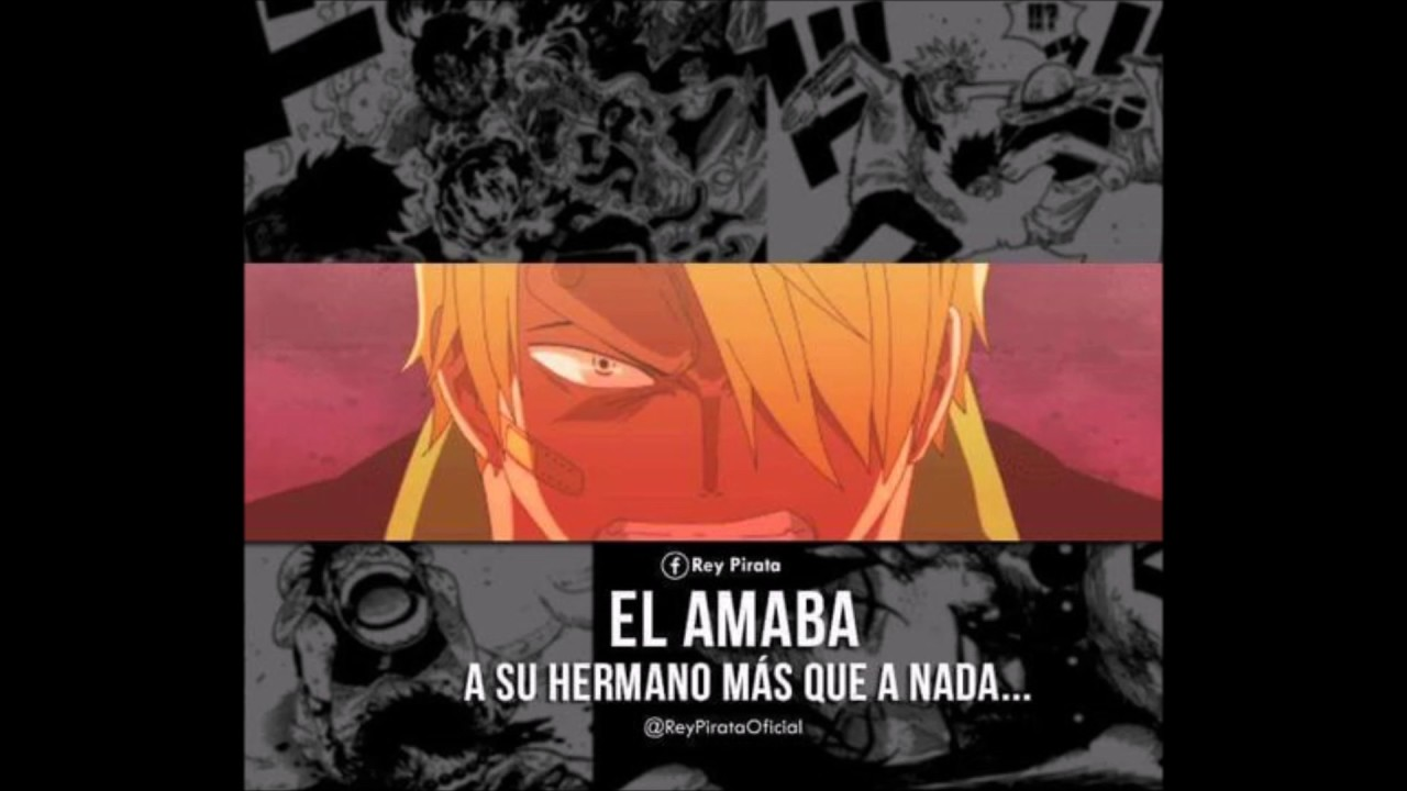 Frases One Piece Muerte Ace