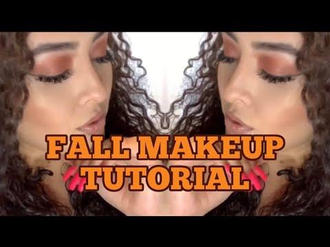 Fall Makeup Tutorial |Talk Thru thumbnail