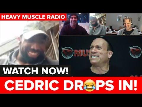 Cedric McMillan LIVE on Heavy Muscle Radio x 2017 Arnold Classic Recap
