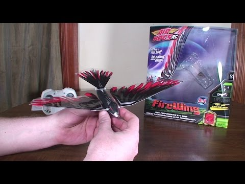 Air Hogs - FireWing - Review and Flight
