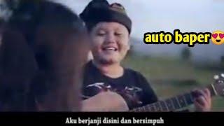 Anak kecil nyanyi lagu Bali SUKLA bikin baper beneran