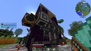 Minecraft 1.10.2 Sezon 7 AOE #86 - 24/7 zombie grinder