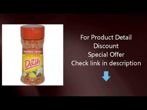 Mrs. Dash, Southwest Chipotle Seasoning Blend