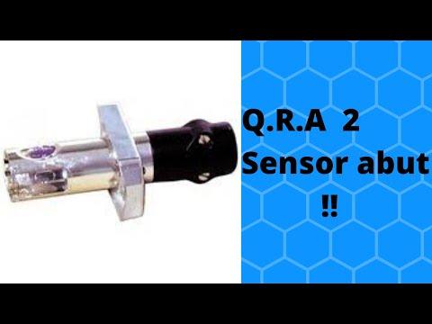 Qra2 Siemens Fotosel Working    বার্নার সেন্সর কিভাবে চেক করে   