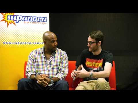 Supanova 2014 (Perth) - Vincent M. Ward Interview 6PR
