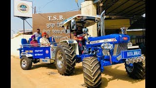 Top 10 Modified Tractor | Ford 3600 modified | Punjab | Canada