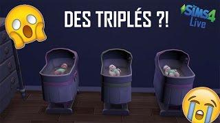 BELLE A DES TRIPLES ? Sims 4
