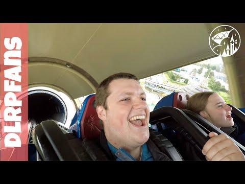 Disneyland Paris Rollercoaster rides 2018
