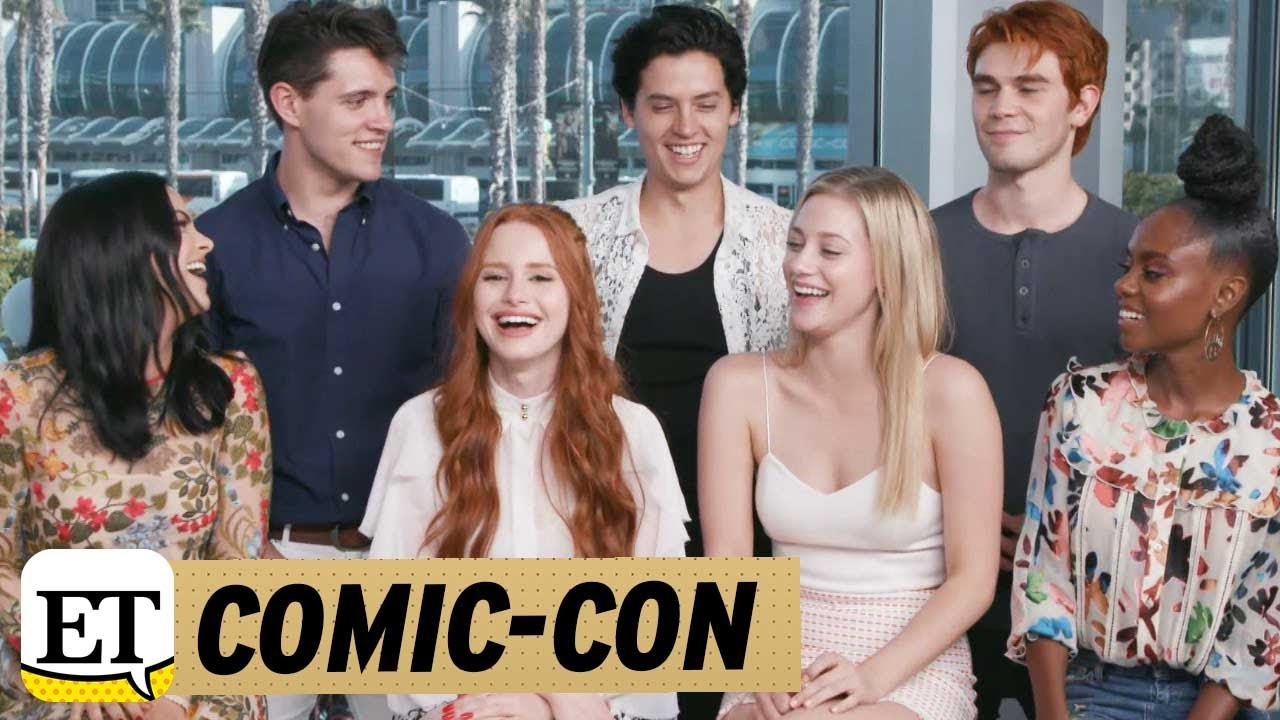 Exclusive the cast of riverdale teases new love interests find exclusive the cast of riverdale teases new love interests find out whos pairing up m4hsunfo