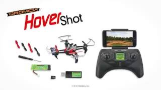 Dromida HoverShot FPV 120mm Drone w/Camera RTF Video
