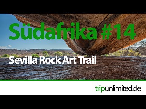 Südafrika 2017 #14 - Sevilla Rock Art Trail