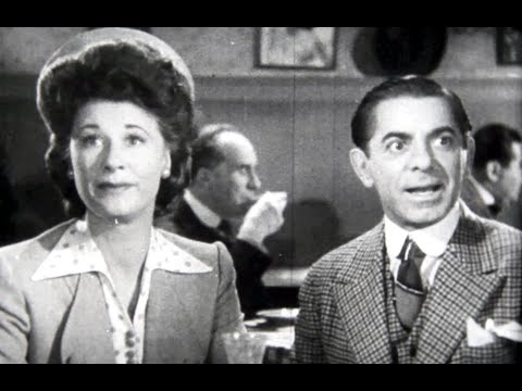 Show Business, 1944, starring Eddie Cantor, George Murphy, and Joan Davis 1F587