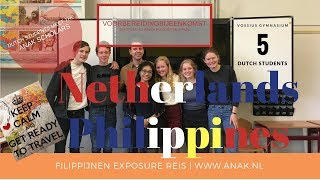 DUTCH students travelling to the PHILIPPINES -Filippijnen Exposure Reis | Stichting Anak Filippijnen