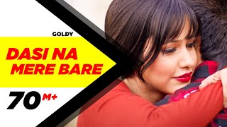 Dasi Na Mere Bare Full Goldy Latest Punjabi Song 2016 Speed Records