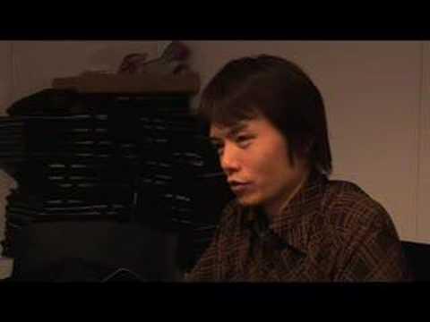 GDC 2008 Coverage: Masahiro Sakurai Interview