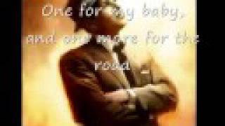 Frank Sinatra - One for my baby ( and the other one for the