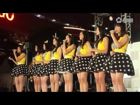 Teenebelle - Pelangi LIVE at Japan Wave Expo 2016