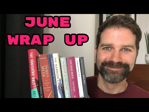 Reading Wrap Up / June 2020