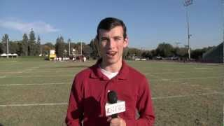 D3 Report: Chapman Panthers defeat Claremont Stags 34-14