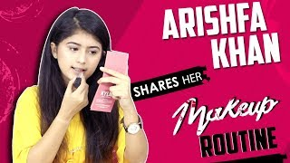 Arishfa Khan's Everyday Makeup Rountine | Makeup Secrets Revealed | India Forums thumbnail