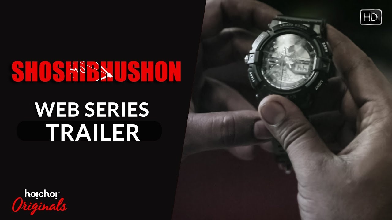 Hoichoi launches 'Paranoia' thriller series   Indian Television Dot Com