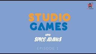 Studio Games w/ Spiceadams Ep 1