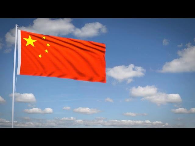 Studio3201 - Animated flag of China