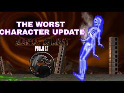 WORST CHARACTER UPDATE EVER! - Mortal Kombat Chaotic 2.2 Robot Smoke