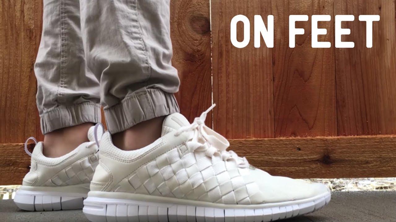 quality design 62ece fb347 ON FEET SERIES - Nike Free OG 14 Woven