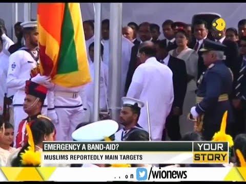 Anti-Muslim riots, an Emergency, ban on social media - What's Happening in Sri Lanka?
