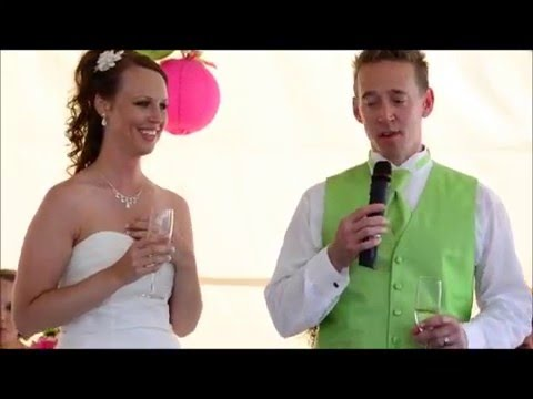 Scott and Robyn Peterson's Wedding Video