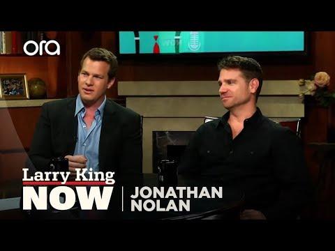 Jonathan Nolan Weighs In On Ben Affleck As Batman | Jonathan Nolan | Larry King Now - Ora TV