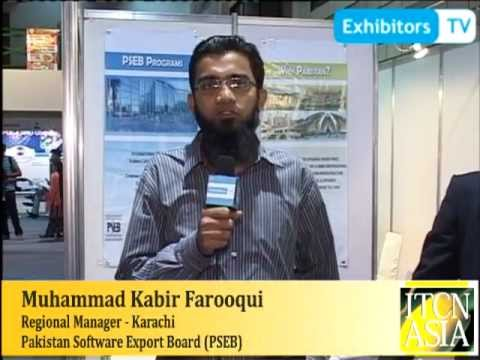 PSEB facilitates IT and IT-enabled service Organizations (Exhibitors TV @ ITCN Asia 2012)