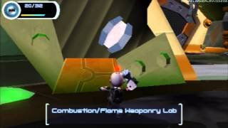 Secret Agent Clank PSP - Part 13: Venantonio - Secret Lab [1/2]