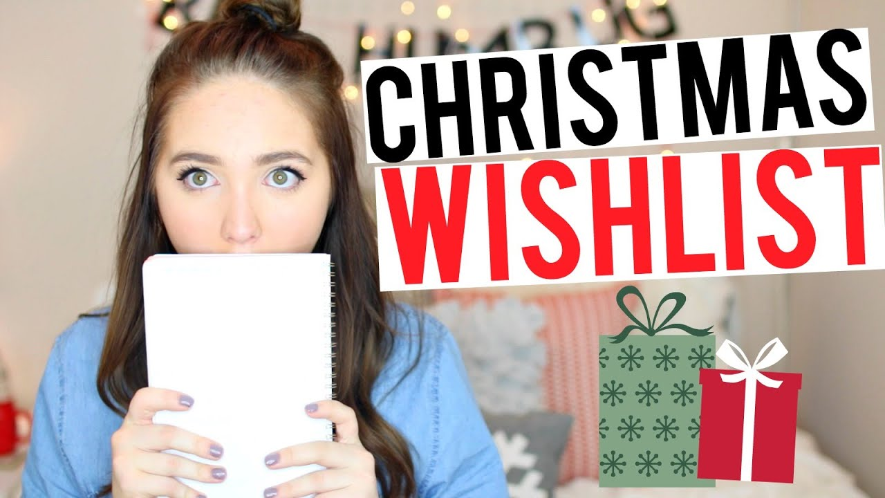 what i want for christmas 2015 christmas wishlist kenzie elizabeth