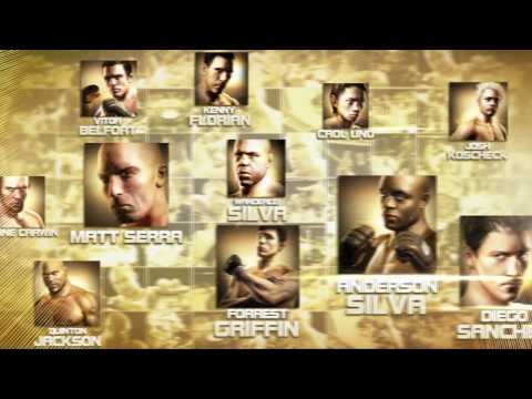 UFC Undisputed 2010 - Roster Trailer German Subtitles