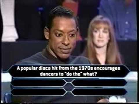 12 Orlando Jones on Millionaire comedy edition