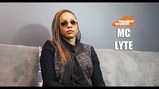 The Legendary MC Lyte Talks Her Preference in Kicks