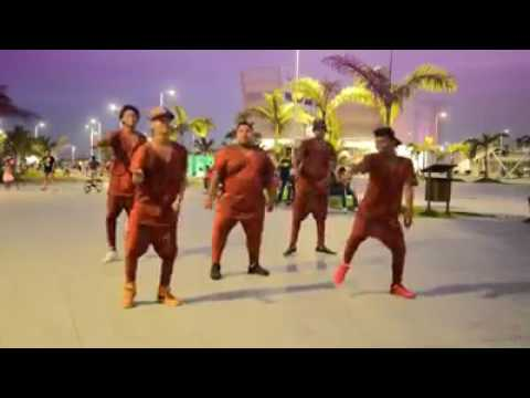 Villanosam - Tokyo (Salsa Chocke) Con Coreografia por Jhon_Pi
