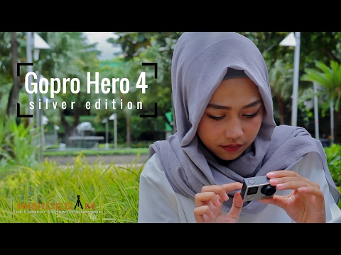 Gopro Hero 4 Silver Edition - Review Indonesia