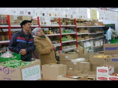 В Вольске новый продсклад завоевал победу над ценами
