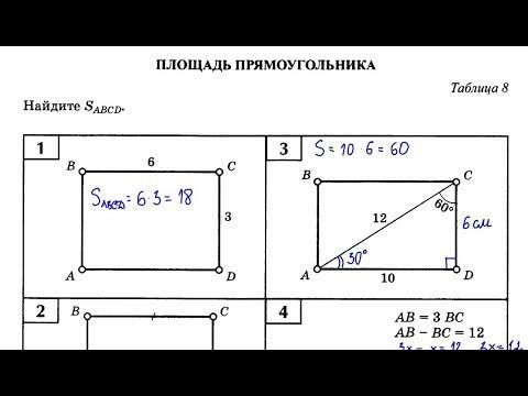 Решение задач с прямоугольника сложные задачи по финансовой математике с решением