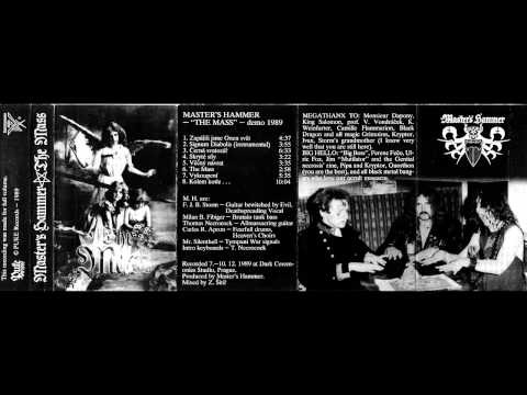 Master's Hammer - The Mass - 1989 - (Full Demo) thumb