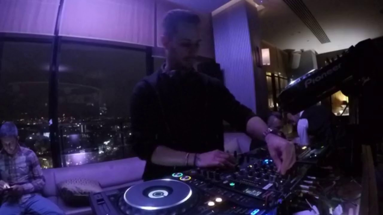 Romaan | Live at Hilton Hotel London [House Music]