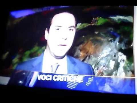 RTV San Marino - Inizio TG 19:30 13.12.2016