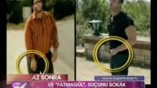 Kivanc Tatlitug Imitates Recep Ivedik in Kuzey Guney (SuperKulup Report - September 11th 2011 )