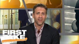 Max Kellerman Reacts To Phil Jackson Leaving Knicks | First Take | June 28, 2017